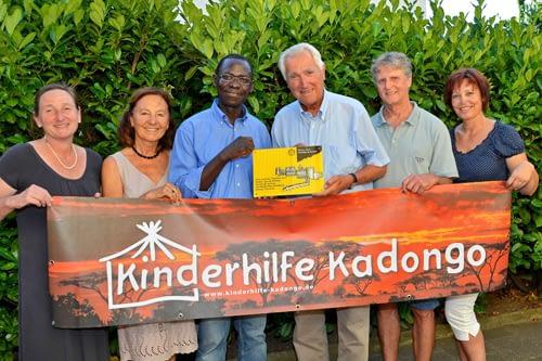 Neue Berufsschule dank dem Rotary Club Heidelberg Schloss