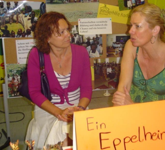 Ev. Kirchenbazar Sommer 2010